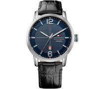 Armbanduhr »Casual Sport 1791216« schwarz