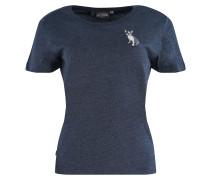 T-Shirt 'Dixie T' nachtblau
