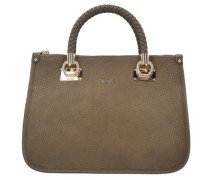 Shopping M Quadrata Handtasche 35 cm grün