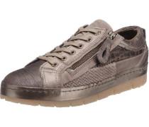 Sneakers beige / silber