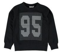 Nitalexander Sweatshirt schwarz