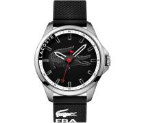 Armbanduhr »Capbreton 2010840« schwarz