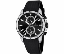 Chronograph »F16850/2« schwarz