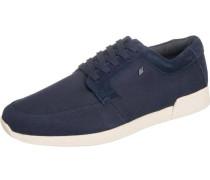 Cowl Sneakers blau