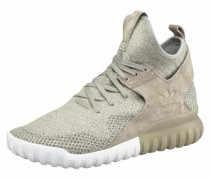 Sneaker Tubular X PK kitt / weiß