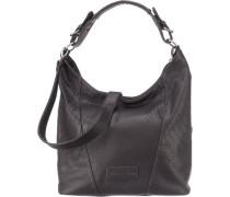 'Pelin' Handtasche schwarz