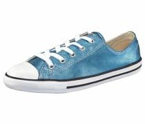 Sneaker 'Chuck Taylor All Star Dainty' blau
