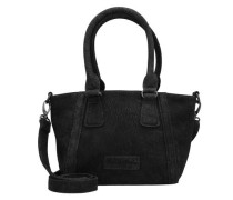 Halona Kuba Handtasche 34 cm schwarz