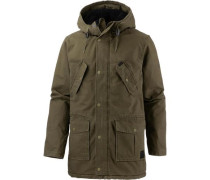 'ground Control' Jacke Herren oliv
