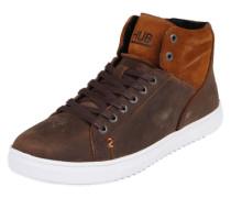 Sneaker High 'Murrayfield' braun