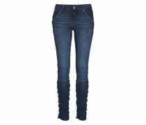 Skinny-fit-Jeans »5620 Staq Mid Skinny« blue denim