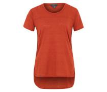 T-Shirt 'Jannis' orange