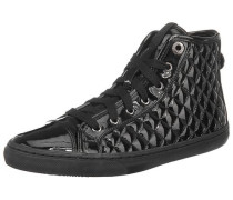 New Club Sneakers schwarz
