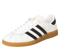 Sneaker 'München' schwarz / weiß