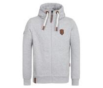 Zipped Jacket Birol VII grau