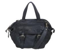 Handtasche 'Postbag' dunkelblau