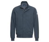 Übergangsjacke 'Classic bomber jacket in peach nylon quality'