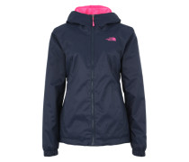 Funktionsjacke 'Quest' navy / pink