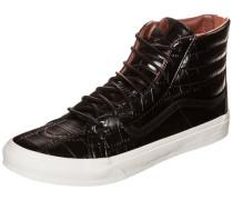 Sneaker Sk8-Hi Slim Zip schwarz