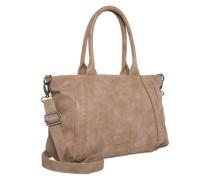 Handtasche 'Alva' beige