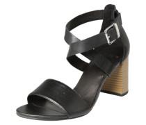 Sandaletten 'Beatriz' schwarz