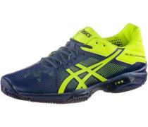 Gel-Solution Speed 3 Clay Tennisschuhe Herren blau