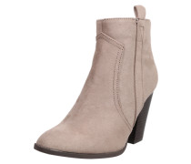 Stiefelette 'Alicee' taupe