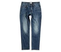 Straight Fit Jeans 'Revolver Sky' blau