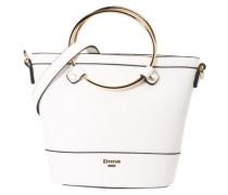 Handtasche 'dircle' weiß