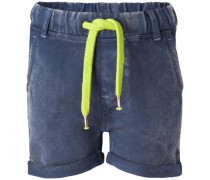 Shorts 'Farmville' blue denim
