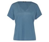 T-Shirt 'vli' blau