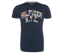 T-Shirt 'Felix' blau