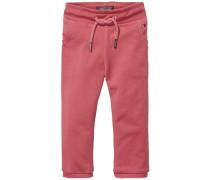 Pants »Melissa Mini Sweatpant« pastellrot