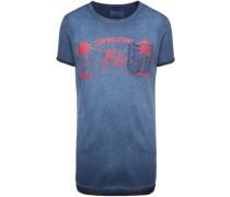 Shirt Thrash blau