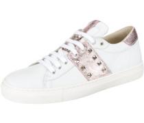 Sneakers rosa / weiß