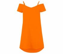 Sommerkleid orange