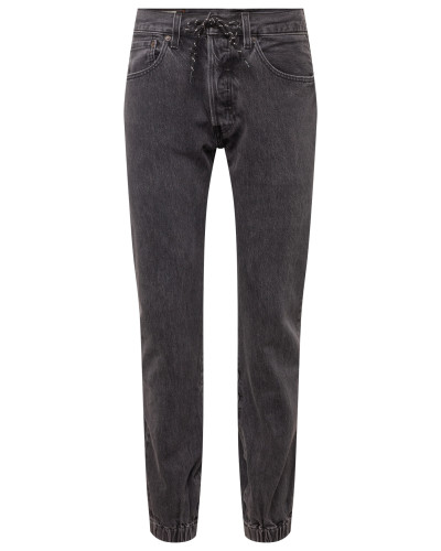 Jeans '501Jogger' grey denim