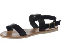 Sandalen Damen schwarz
