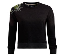 Sweatshirt 'jenufa' schwarz