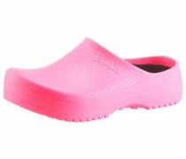 Clog 'super Birki' pink