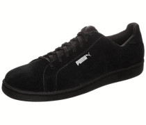 Smash Perforated Sneaker schwarz