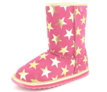Stiefel 'Starry Night' pink