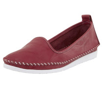 Slipper bordeaux