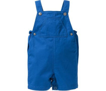 Baby Latzhose für Jungen blau