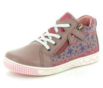 Sneaker Leder pink