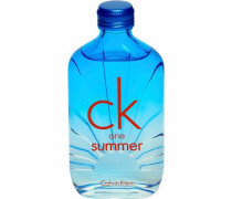'ck one Summer' Eau de Toilette aqua