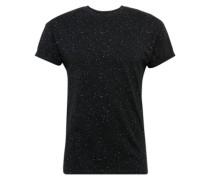 T-Shirt Tee' schwarz