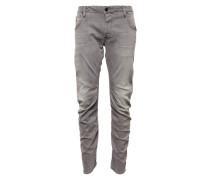 Jeans in Slim Fit 'Arc 3D' grey denim