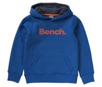 Pullover mit Kapuze für Jungen blau