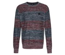 Pullover 'Vari Block Knit' blau